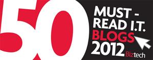 50 Must-Read IT Blogs 2012